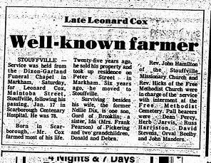 Source: Stouffville Tribune (Stouffville, ON), 25 Jan 1979, p. 7 via news.ontario.ca