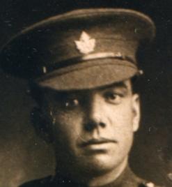 Private Alexander Edward Blue