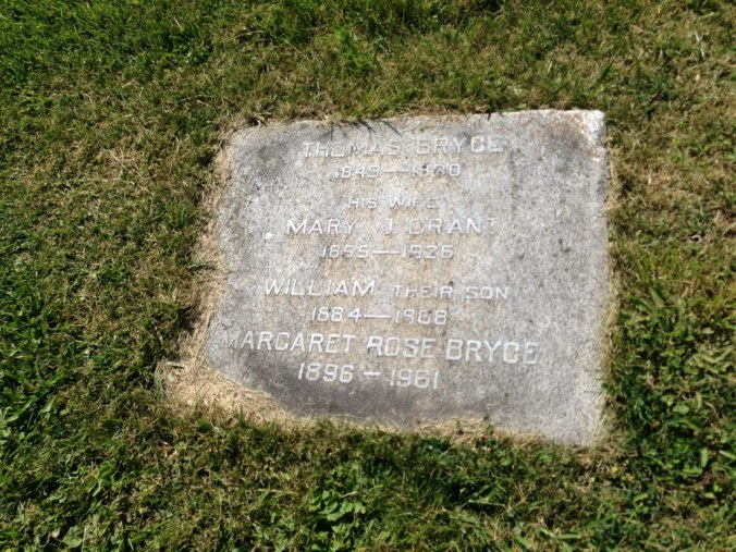 Source: Find A Grave by Thomas Brown. Note that the date of birth do not match with the government records.