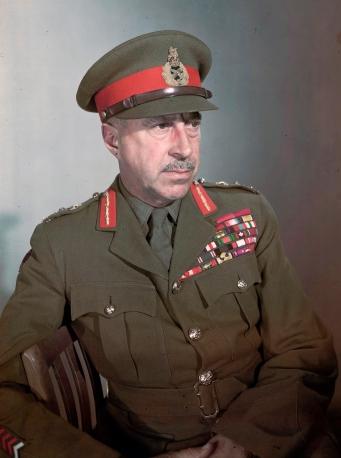 "General Henry Duncan Graham ""Harry"" Crerar CH, CB, DSO, CD, PC (April 28, 1888 – April 1, 1965)"
