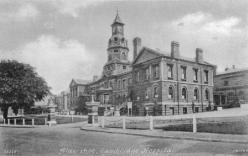 Aldershot Cambridge Military Hospital