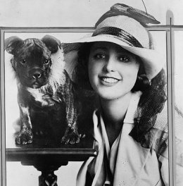 Virginia Rappe. Source: Wikipedia.