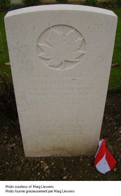 Grave Marker per Marg Liessens. Via CVWM
