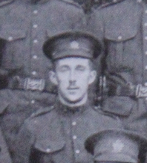Photo of Andrew Archibald – Served with the 35th Battalion CEF. Submitted for the project, Operation: Picture Me. Source: CVWM