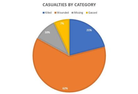 Casualties by Category