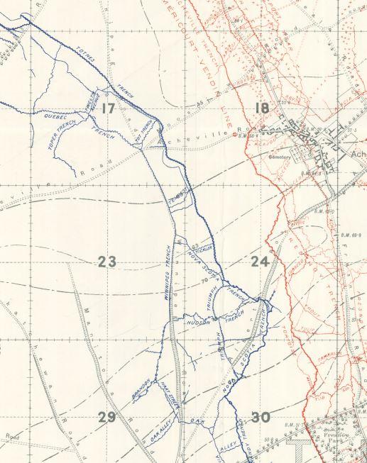 Mid Totnes Trench