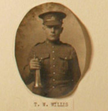 Willis, Thomas George 651471 via Kincardine RCL and Bruce Remembers.