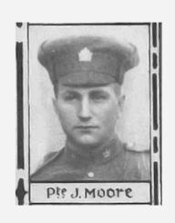 Moore, John: Service no. 775521. Operation Picture Me. Via CVWM