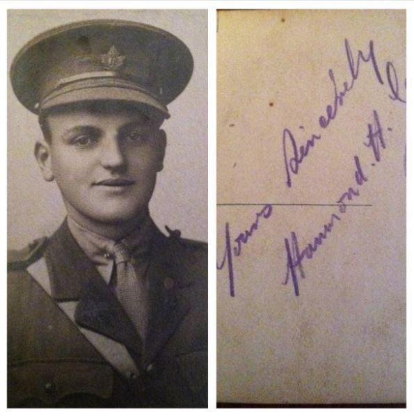 Lt. Hammond Harvey Gardner