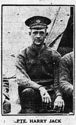 Picture of Private Harry Jack 651736