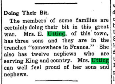 The Wingham Times 1916-05-25 Page 1