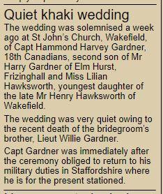 Wedding Hammond Gardner 53340