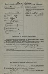 Attestation Paper page 2 1914