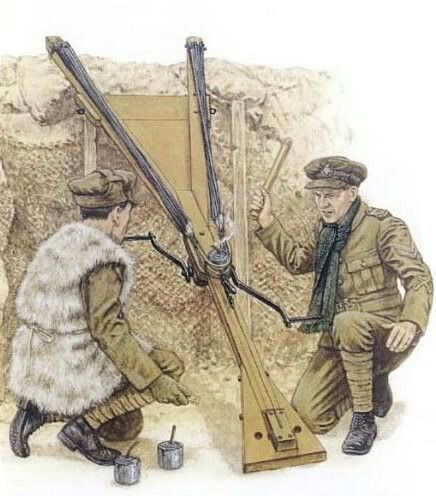 Leach Trench Catapult Illustration