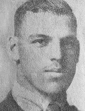 Lieutenant Vincent McCarter Eastwood, M.C.