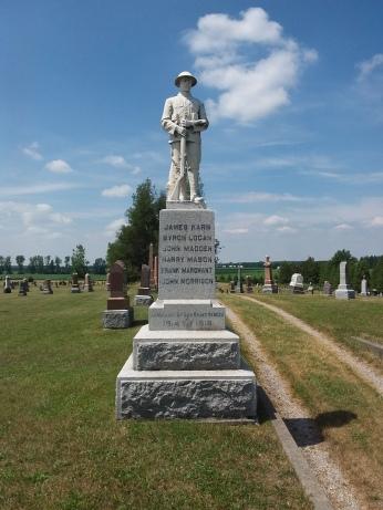 kintore cemetery