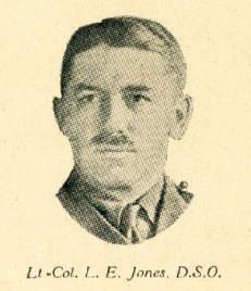 Lt Col L E Jones taken from Reception Programme