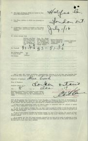 Repatriation Form Page 2
