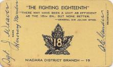 18th bn membership card niagara page 1