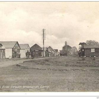 Bramshott Camp