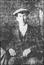 Frederick Hodson in an undated photograph, Circa 1912-1914.