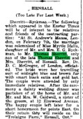 The Huron Expositor, 1923-02-23, Page 3