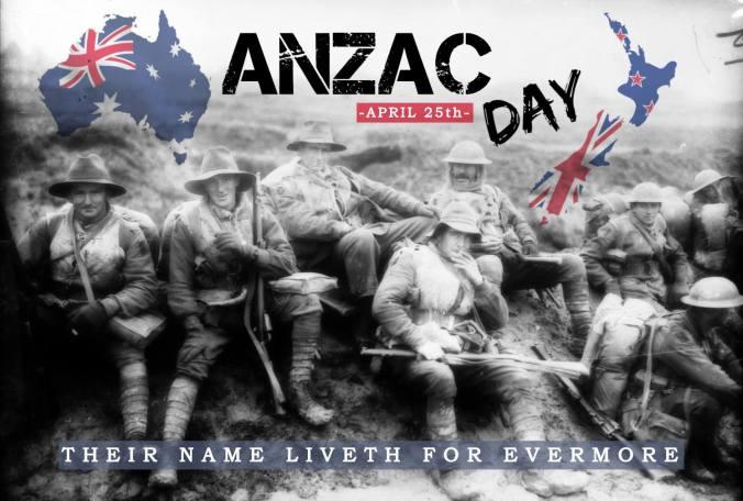 ANZAC DAY 2