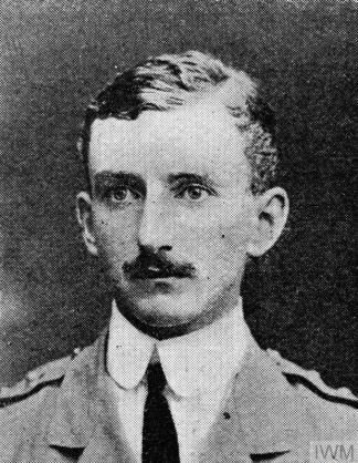 Capt. Francis Whitechurch Townend. © IWM (HU 119217)