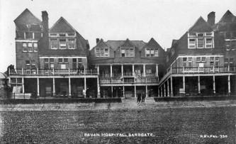 Bevan Hospital, Sandgate.