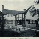 Dr, Mallochs home in Toronto.