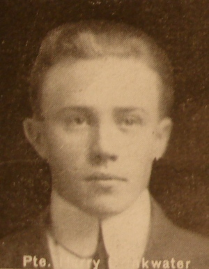 Photo of Private Harry Drinkwater
