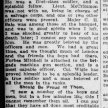 Back in London After 4 Months in the Trenches Ingram Part 3 London Advertiser February 19 1916 Page 4