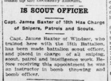 Is Scout Officer London Advertiser March 3 1916 Page 3