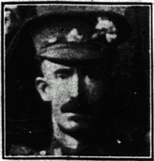 Calder David Peterborough Examiner - 1916 08 Aug 7 Pg5 Local Soldier Pics - Calder Wood Wilson Stratton