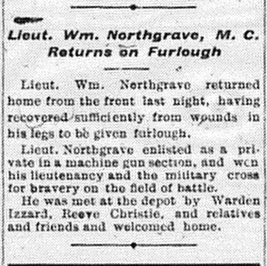Port Elgin Times, August 1, 1917, p1