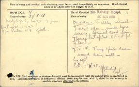 Medical Card 2 John Forbes 928510
