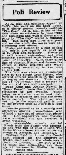 The Bridgeport times and evening farmer. Bridgeport, Conn. 1918-1924, August 01, 1922, Image 3