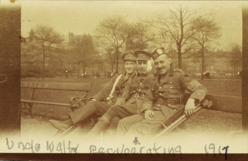 WORTHWalterGarlick1917RecuperatingFromWoundADJUSTED