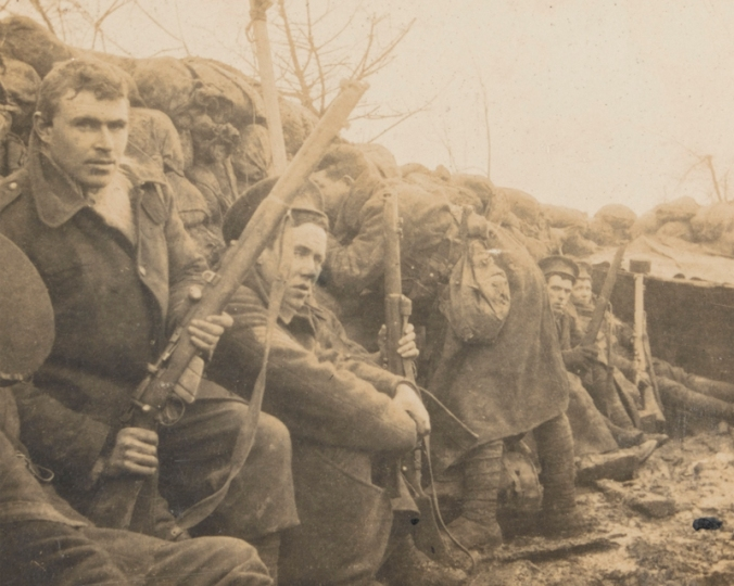 Trenches Flanders