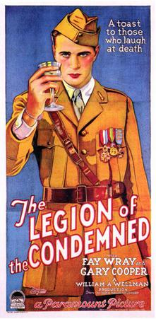 The_Legion_of_the_Condemned_1928_Poster