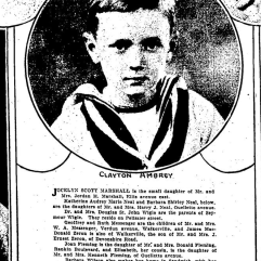 Son of CEF Ambery Clayton Ambery The Border Cities Star March 27 1929 Page 33